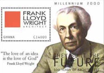 Frank Lloyd Wright 2001