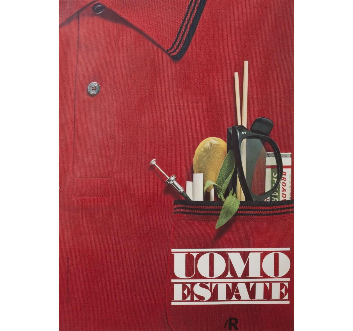 Giancarlo Iliprandi, Uomo Estate (foto Serge Libiszewski), 1964, Fondo Iliprandi, n. B007714S