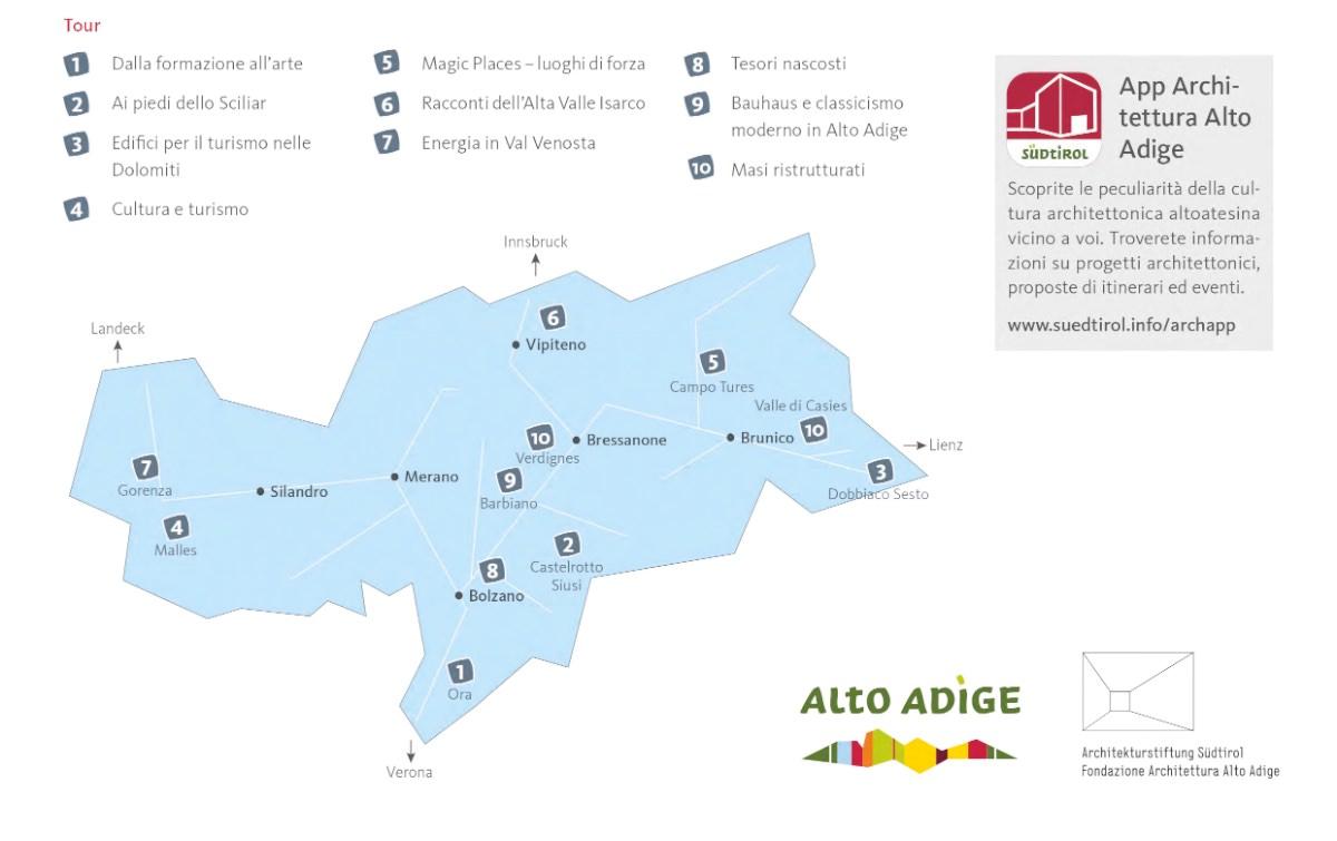 Giornate dell'Architettura Alto Adige 2017 III edizione