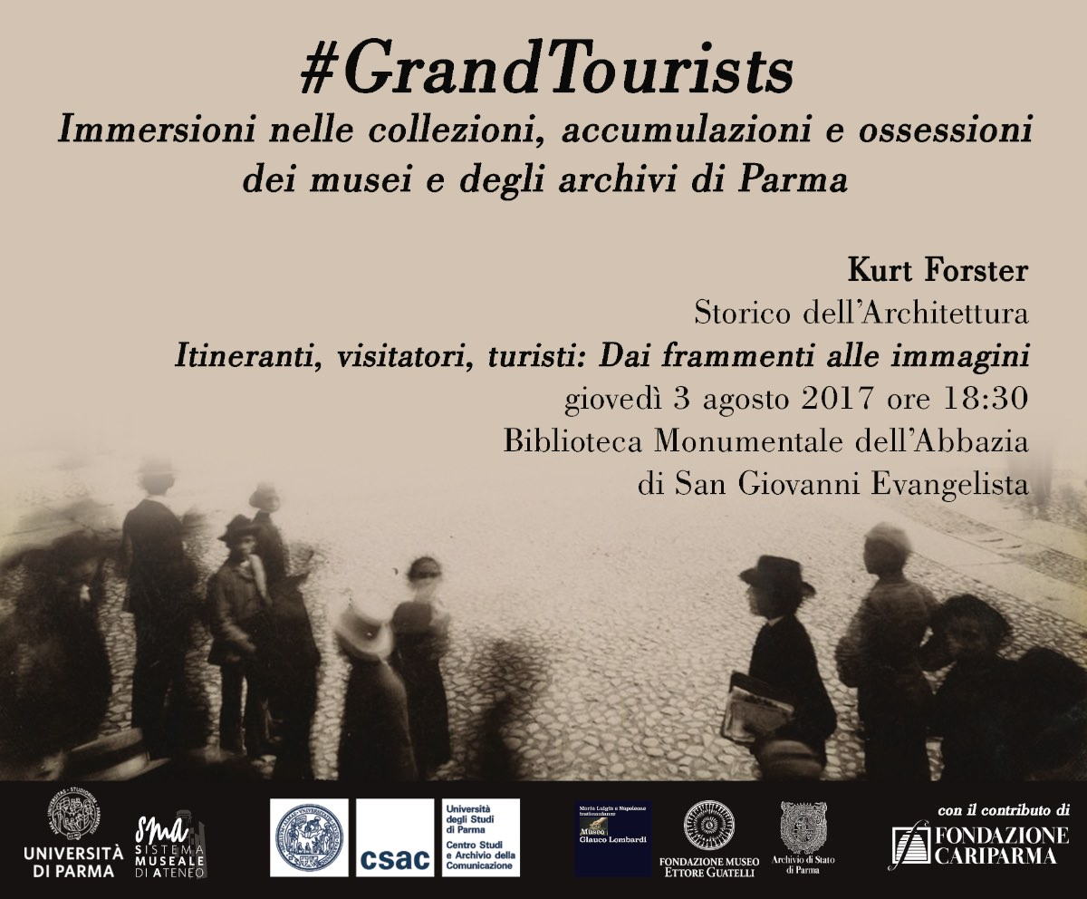 #GrandTourists Forster