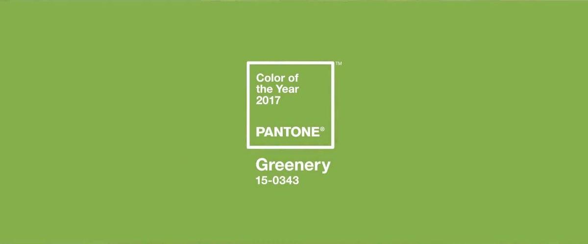Greenery PANTONE Color of the Year 2017 imagecredits pantone.com w