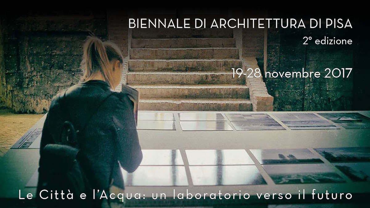 II Biennale di architettura Pisa