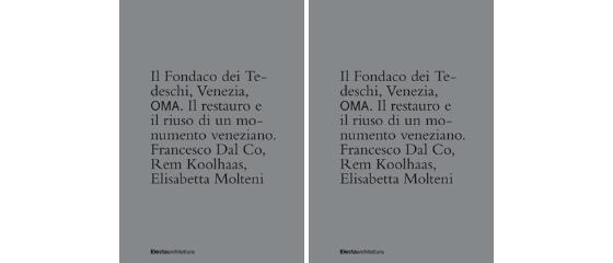Il Fondaco dei Tedeschi a Venezia