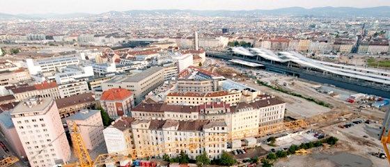Il Sonnenwendviertel a Vienna hp