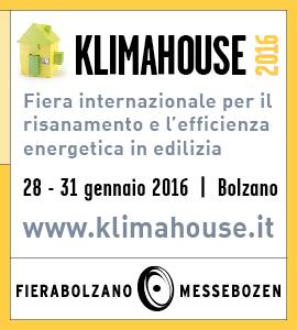 cliccare per maggiori informazioni su Klimahouse 2016