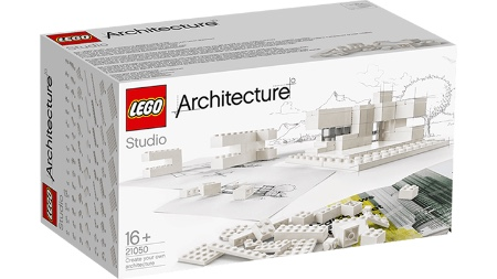 LEGO® Architecture Studio. box