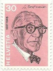 Le Corbusier 1972