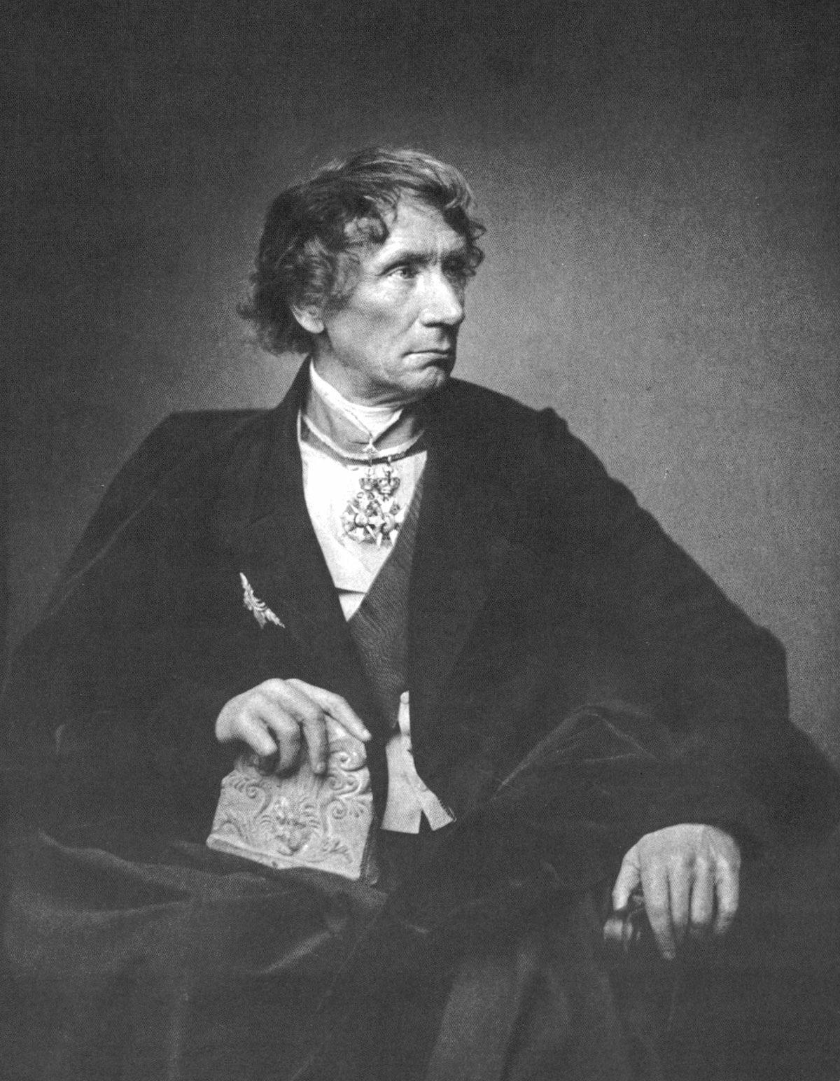 Leo von Klenze 1856