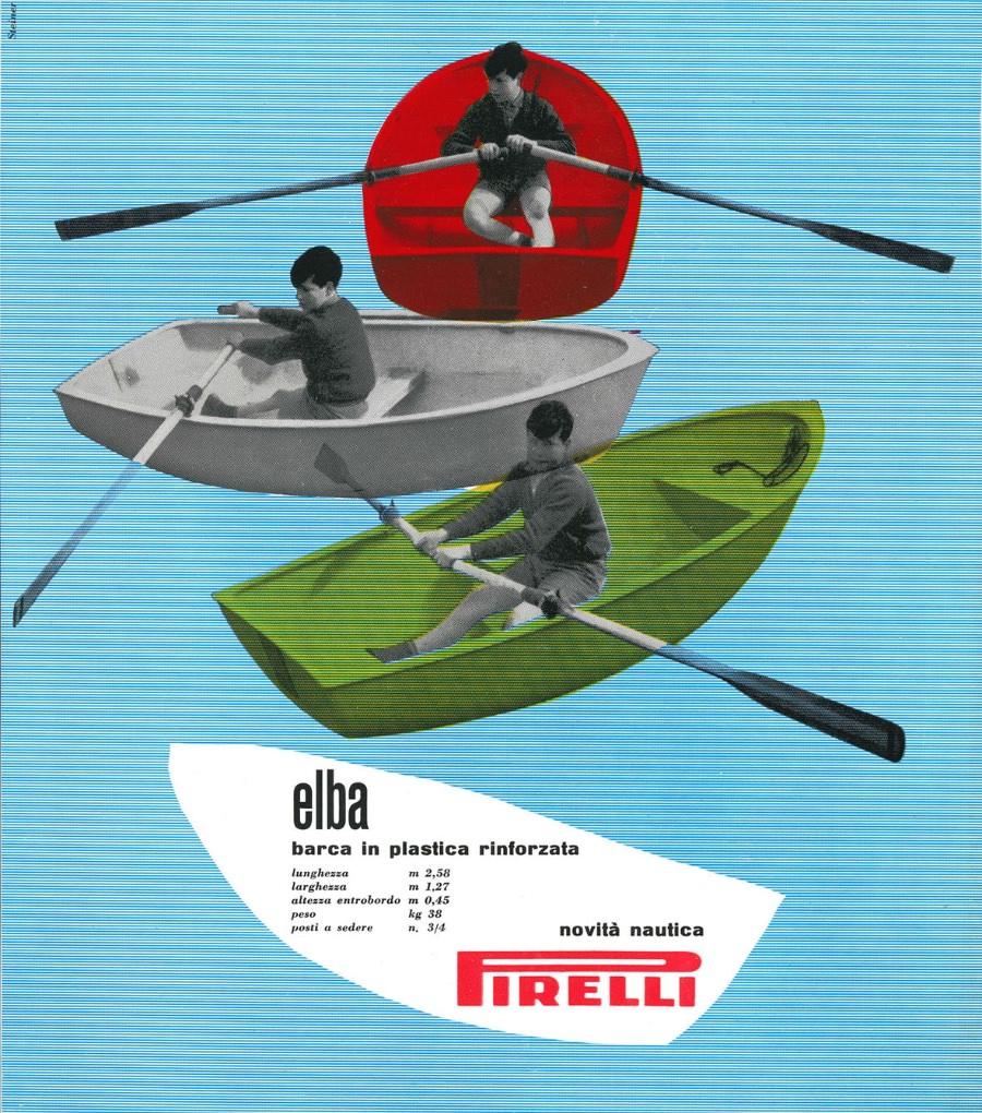 Licalbe Steiner Pirelli 1961
