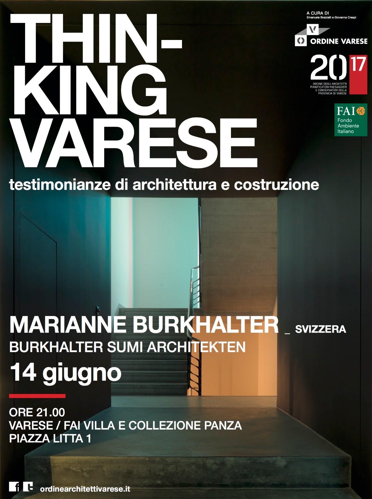 Marianne Burkhalter Varese