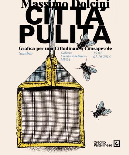 Massimo Dolcini Città pulita imagecredits courtesy creval.it