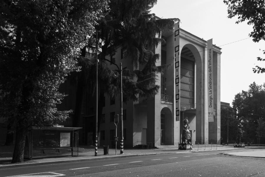 Palazzo dell'arte Triennale Foto di F. Finotti