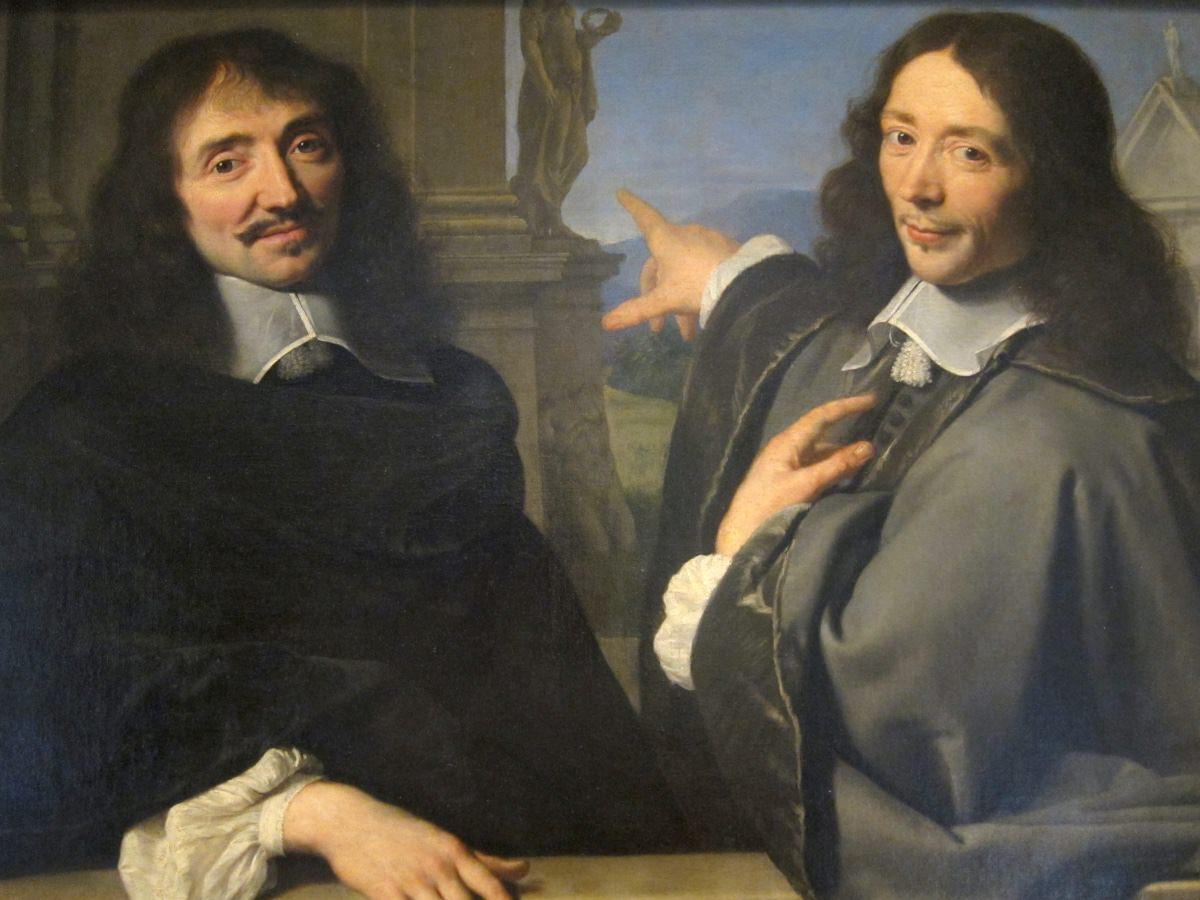 Portrait de deux hommes dit autrefois Portrait de François Mansard et Claude Perrault
