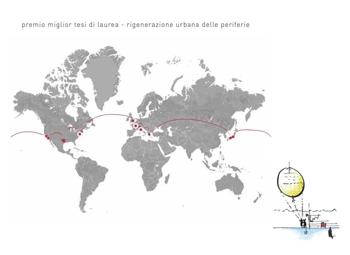 Premio miglior tesi di laurea 2017 Giro del mondo in 40 giorni