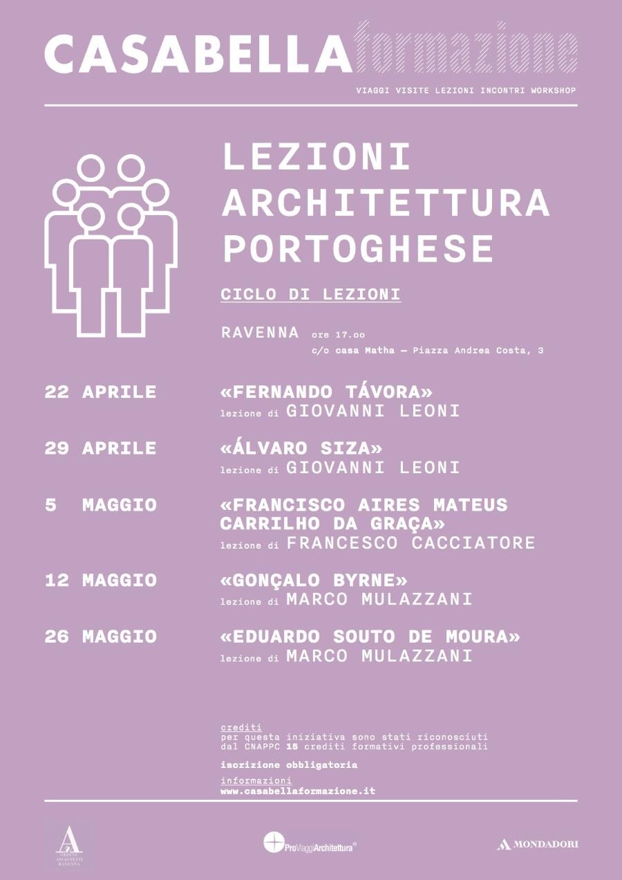 Ravenna architettura portoghese 2016
