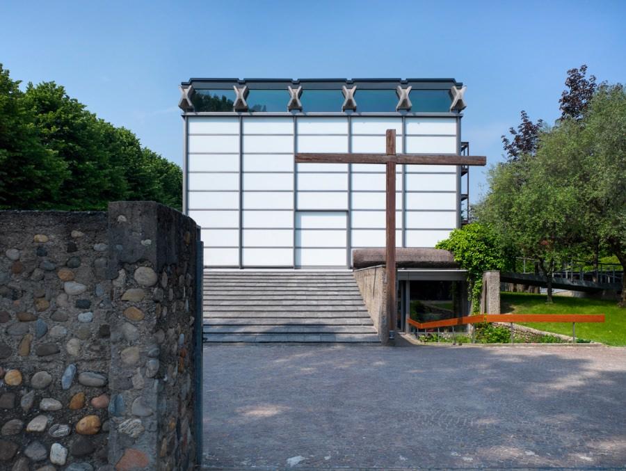 Restauro Chiesa Vetro