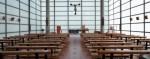 Restauro Chiesa Vetro interni
