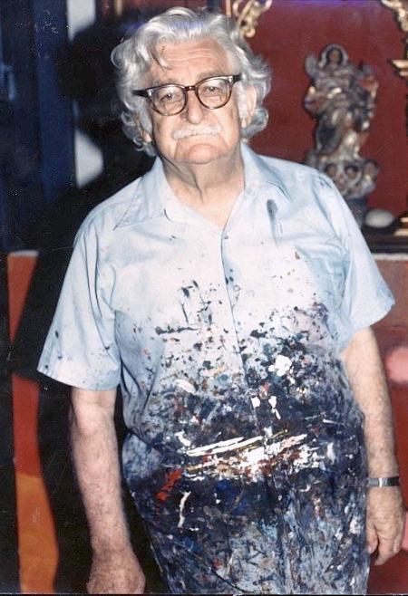Roberto Burle Marx 1981 imagecredits aroid CC BY 2.0