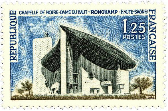 Ronchamp 1964
