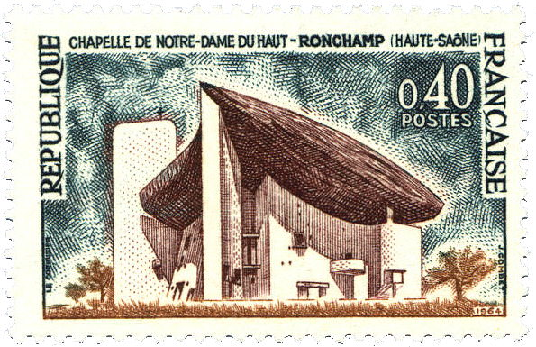 Ronchamp 1965