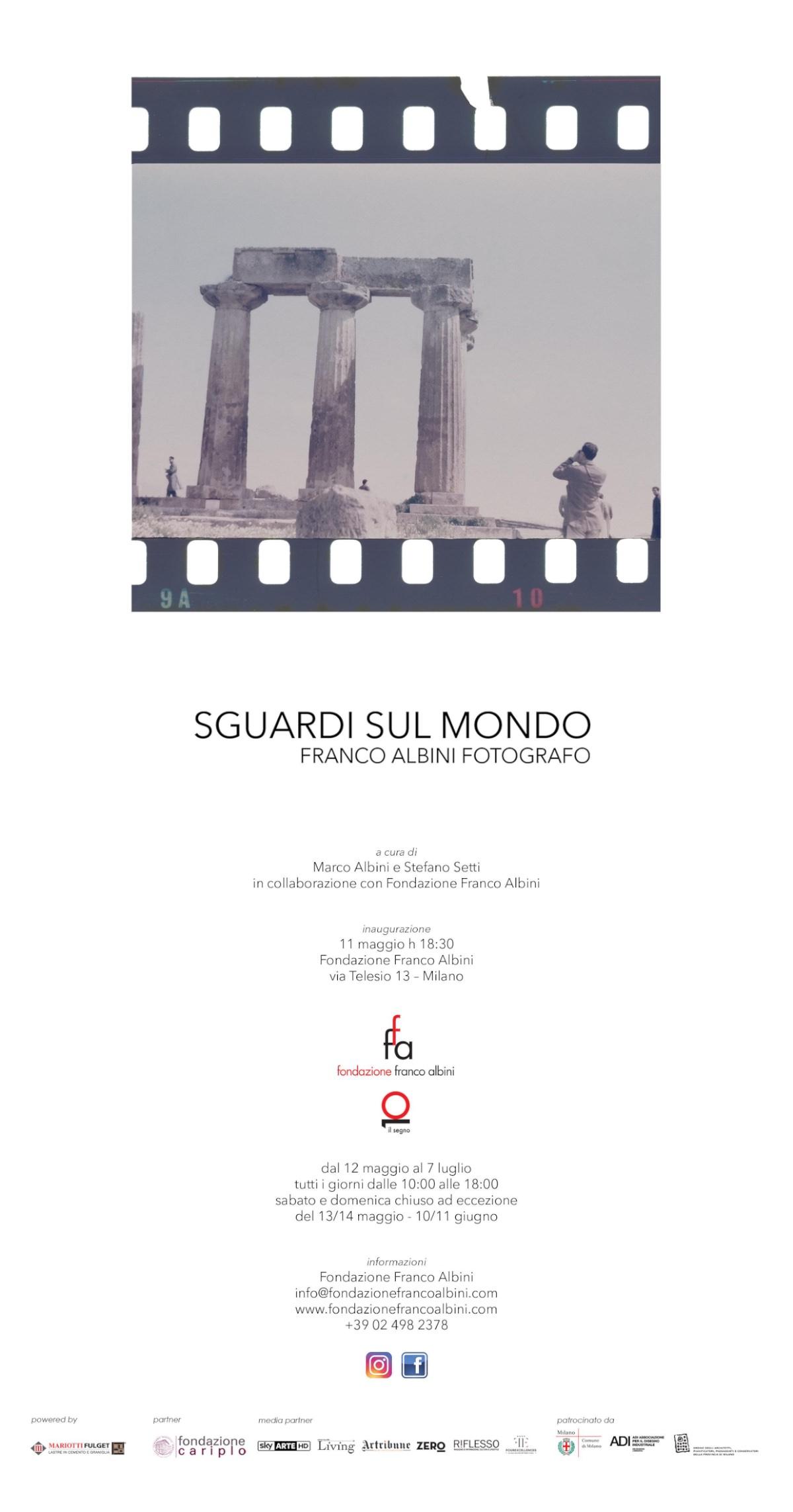 Sguardi Sul Mondo Attuale – Franco Albini