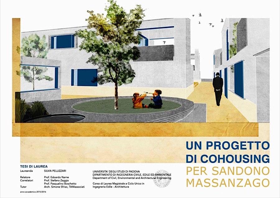 Silvia Pellizzari Premio miglior tesi di laurea - Rigenerazione urbana delle periferie 2017