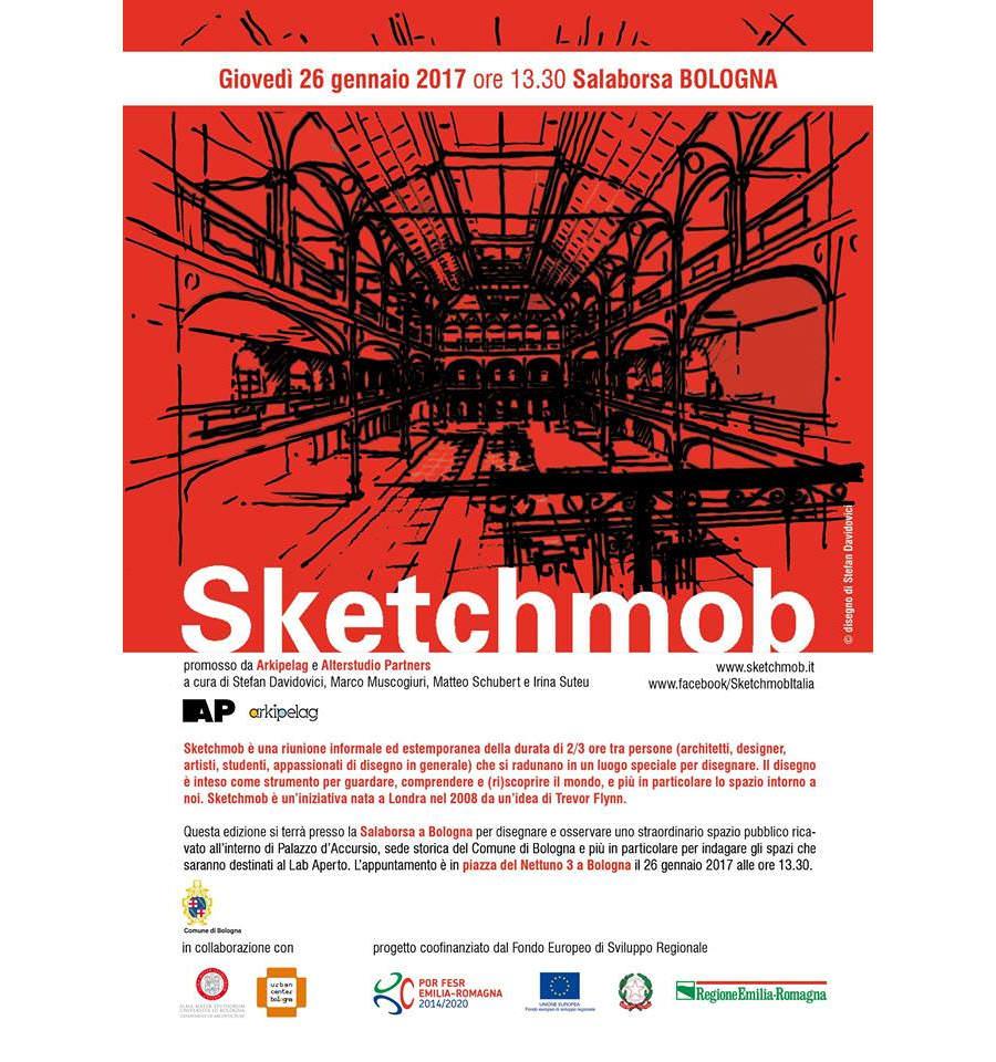 Sketchmob Bologna