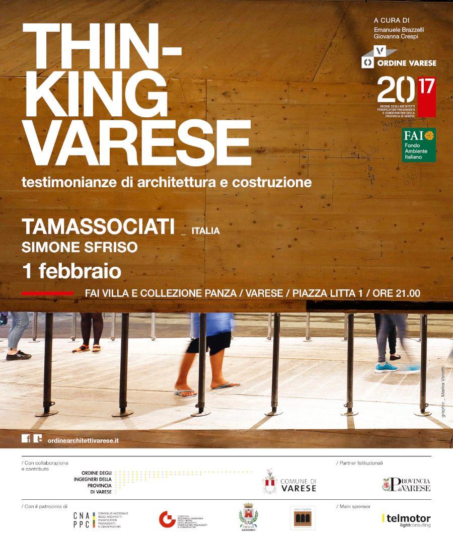 TAMassociati a Villa Panza a Varese 2017