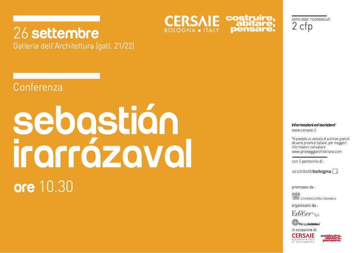 cersaie2017_conferenza_IRARRAZAVAL