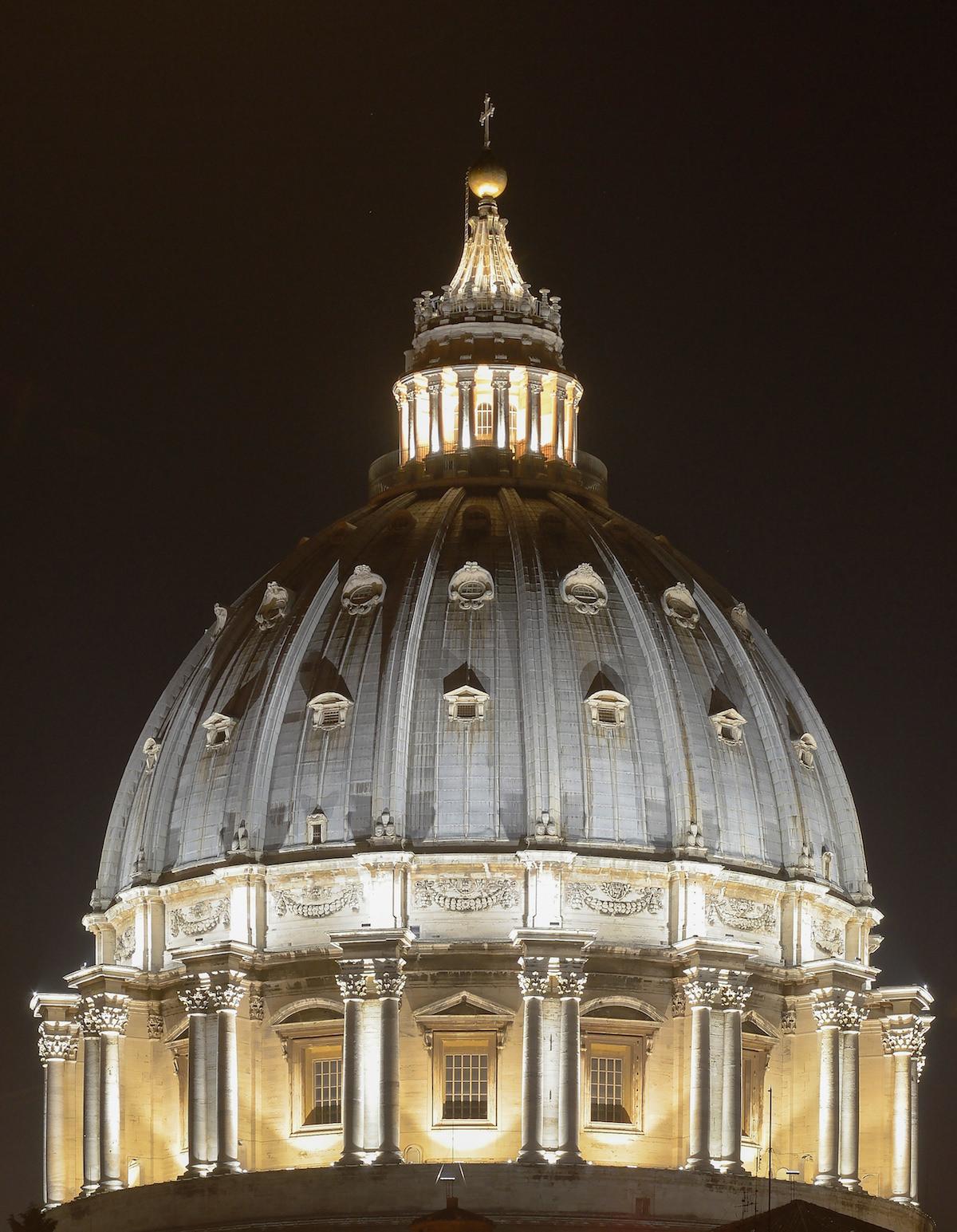 cupola di S. Pietro crediti Livioandronico2013 CC BY-SA 4.0