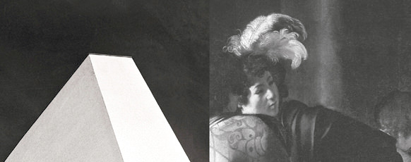 Luigi Moretti e Caravaggio