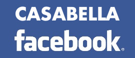 scopri CASABELLA facebook
