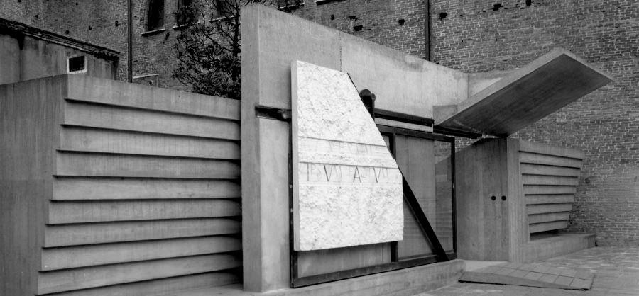 ingresso Università IUAV Venezia
