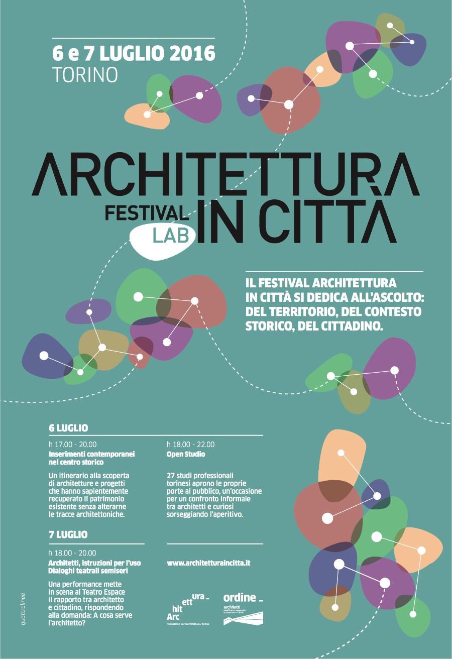 locandina Architettura in Città LAB imagecredits architetturaincitta.oato.it