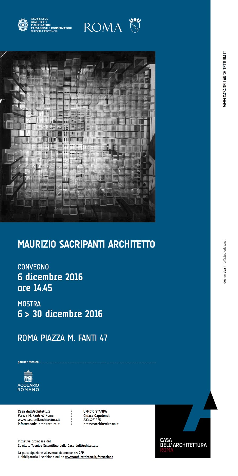 locandina-mostra-maurizio-sacripanti_architetto-cda-roma