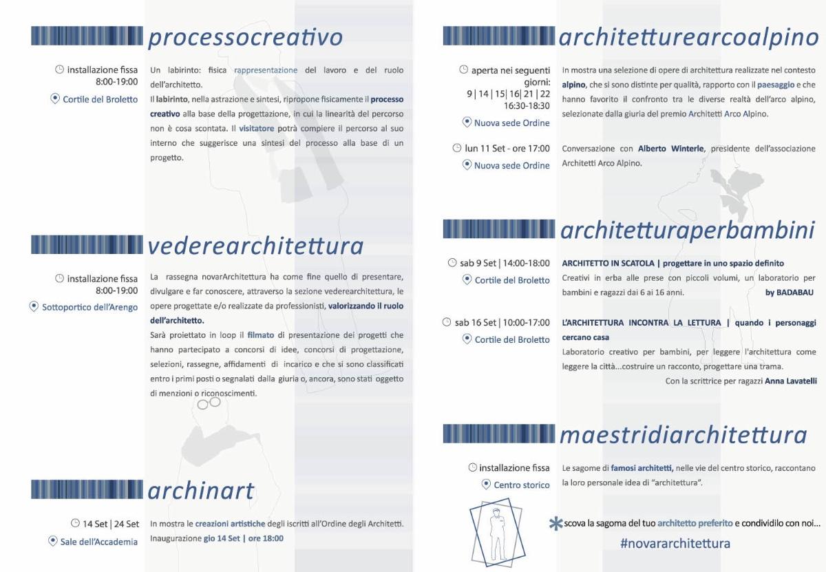 novarArchitettura 2.0.17 a