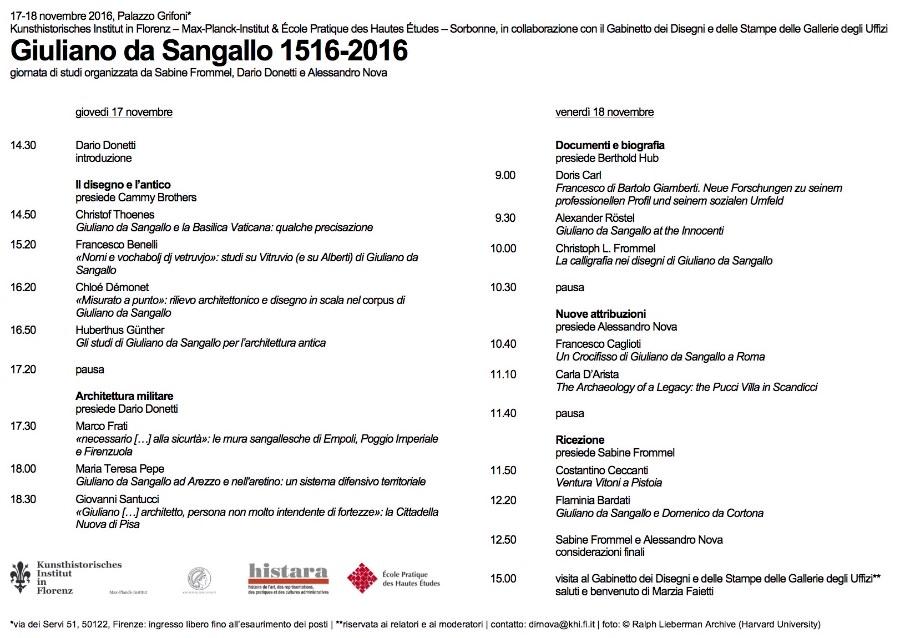 programma-giornata-di-studi-giuliano-da-sangallo-1516-2016-firenze