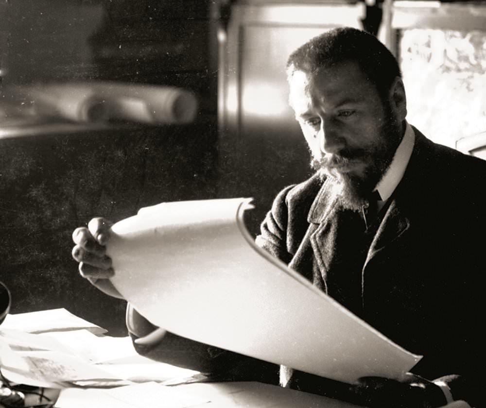 ritratto-di-victor-horta-1900-ca-apparso-in-la-belgique-daujourdhui-1908