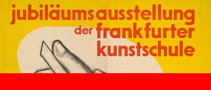 the frankfurt art school imagecredits bauhaus.de