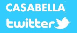 scopri CASABELLA twitter
